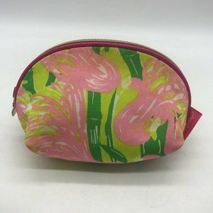 Lilly Pulitzer Target Pink & Green Pouch